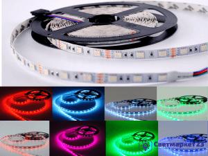 Светодиодная лента RGB 14,4 Вт/м