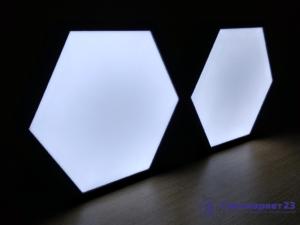 Дизайнерский светильник СОТА 18 вт