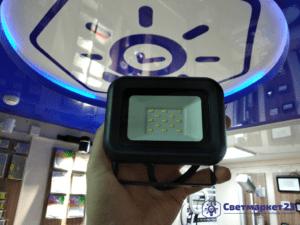 Светодиодный прожектор 20вт 6500К